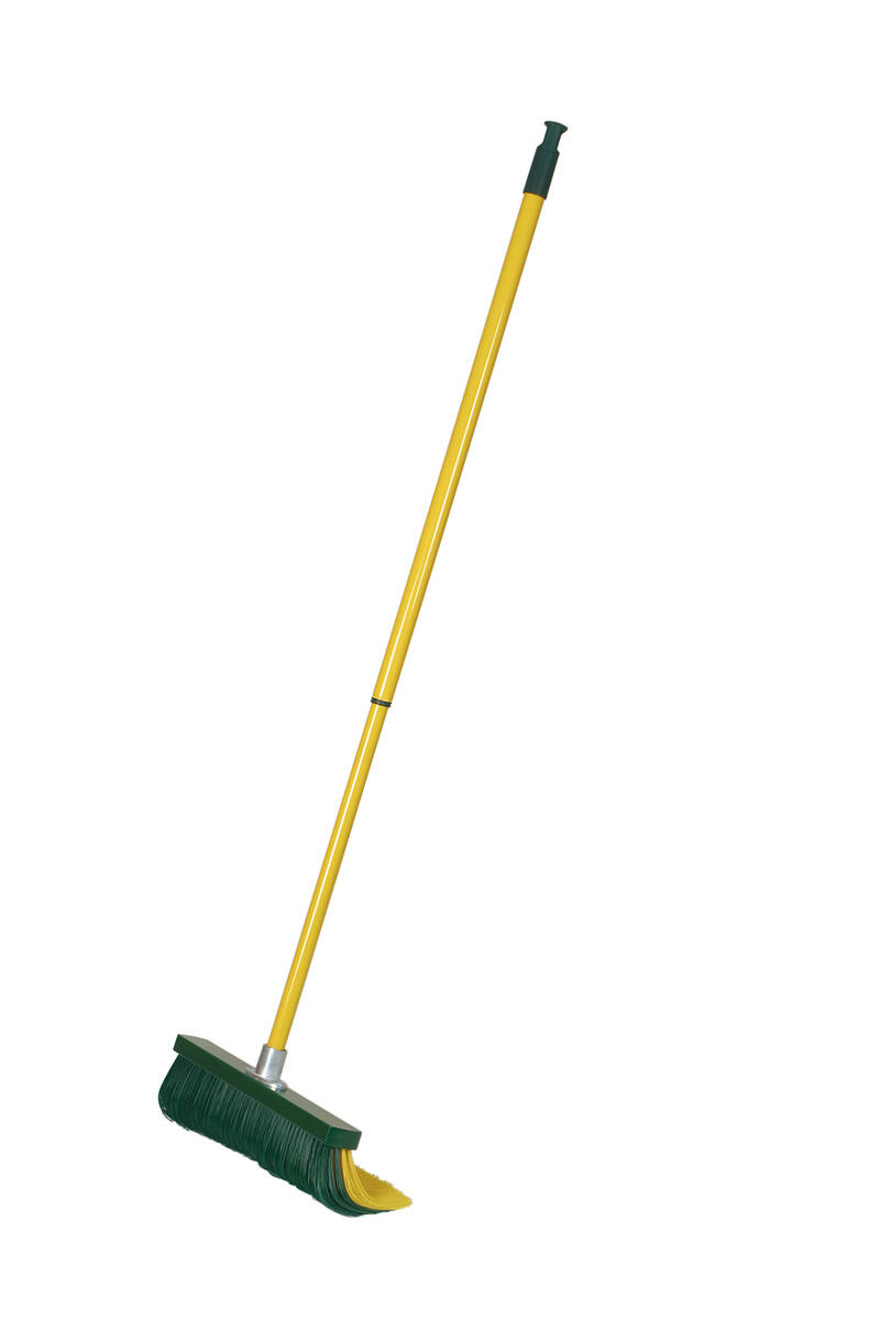 High Pressure Broom : Jumbo dustpan with claw shaped brush extra strong