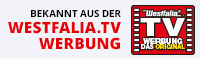 Aktion Westfalia.TV Werbung
