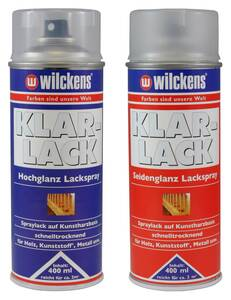 Klarlack Lackspray 400 ml