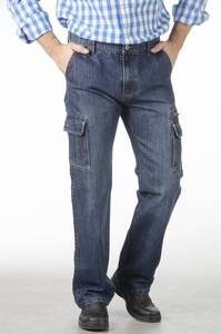 Cargojeans, Farbe blue stone   04014081007106