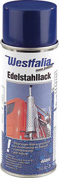 edelstahl lack spray 400 ml bei westfalia versand. Black Bedroom Furniture Sets. Home Design Ideas
