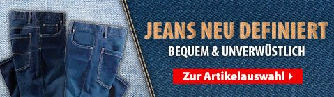 Jeans-Mode