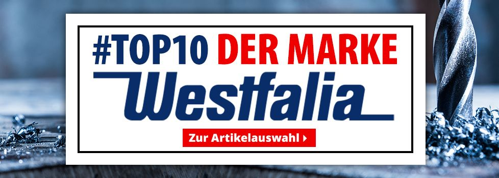 Top10 Marke Westfalia