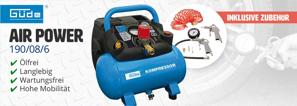 Kompressor Airpower