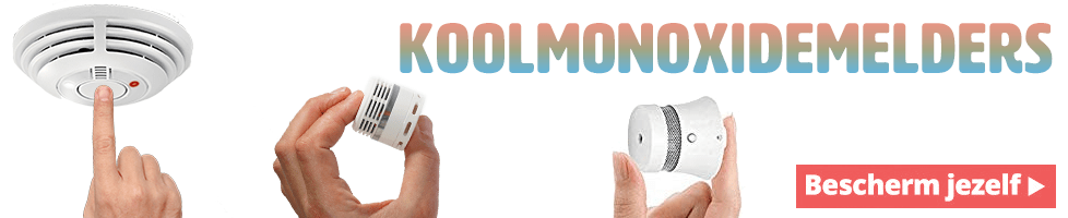 Koolmonoxidemelders