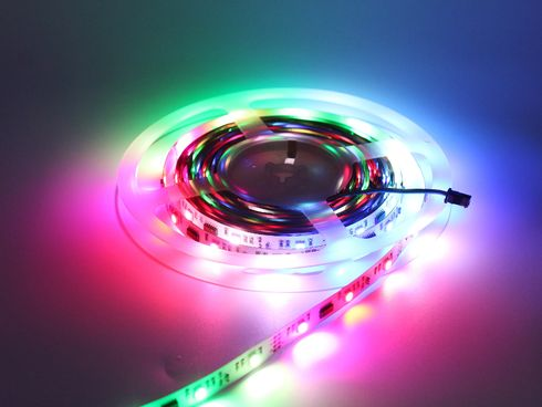 Flexible LED-Leiste