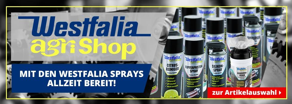 AgriShop Sprays