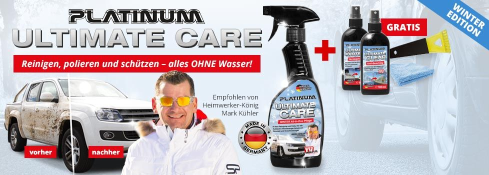 Platinum Ultimate Care Winter Edition