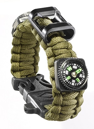 7 in 1 Survival-Armband