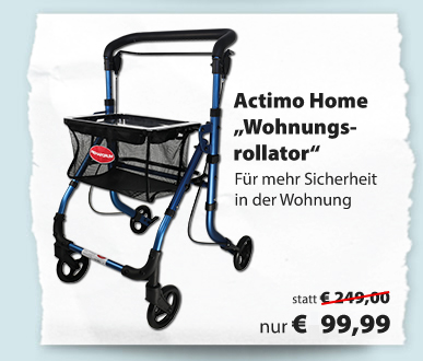Actimo Home Wohnungs-rollator