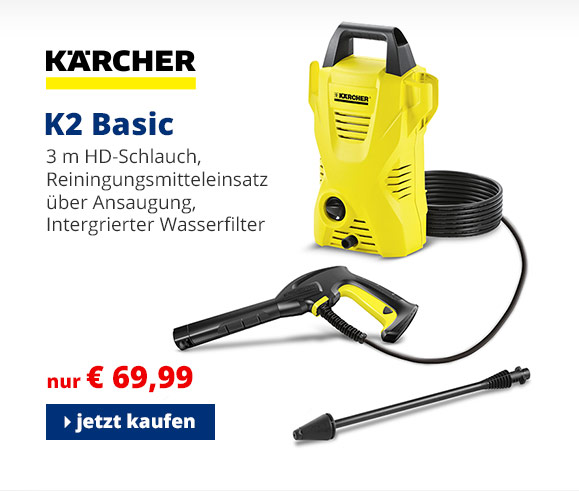 Kärcher K2 Basic