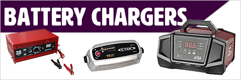 Battery Charging and Maintenance