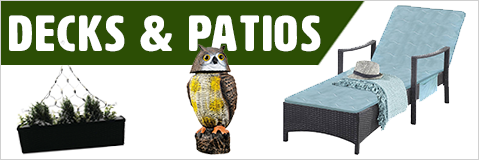 Patio cleaners UK