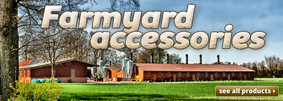 Farmyard accessories