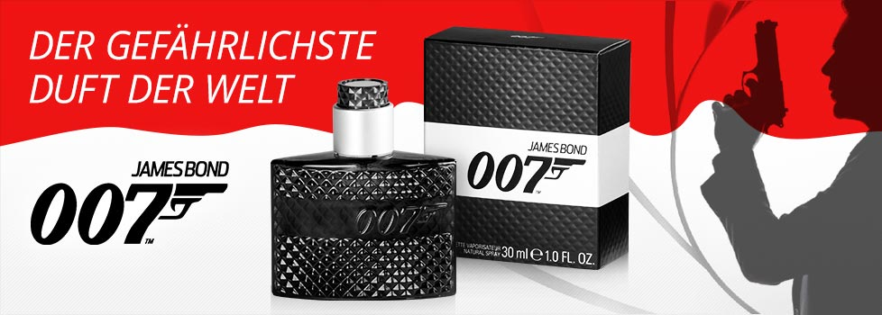 James Bond Parfum