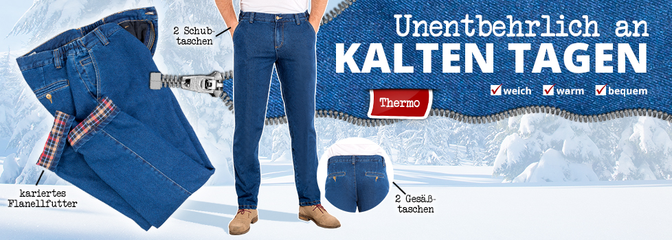 Thermo Jeans